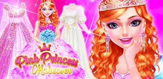Pink <b>Princess</b> Makeup and <b>Dress</b> Up Salon <b>2019</b> - Apps on Google ...
