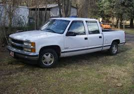 1996 Chevrolet C/K 1500 Series - Information and photos - ZombieDrive