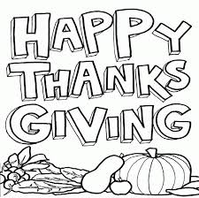 Happy Thanksgiving Coloring Pages Free For Adults Kids Printable