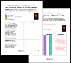 A Sound Of Thunder Plot Chart A Sound Of Thunder Summary From Litcharts The Creators Of