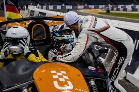 race of chions team germany s rast and bernhard win nations cup other autosport