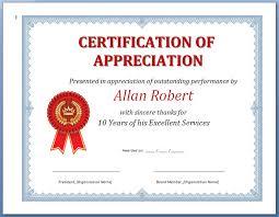 Certificate Of Honor Template Certificate Of Honor Sample Beyin Brianstern Co