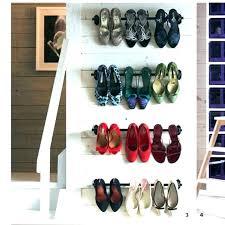 shoe wall racks wall mounted shoe organizer shoe wall shelves wall hung shoe organizer wall mounted