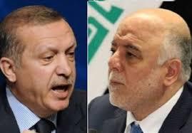 Image result for عراق سفیر ترکیه را فرا خواند