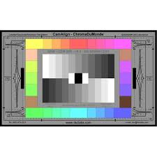 Dsc Labs Chromadumonde 28 R Senior Camalign Chip Chart With Resolution Trumpets