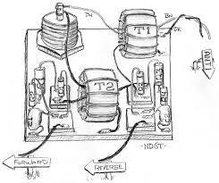 Stereo headphone wiring diagram