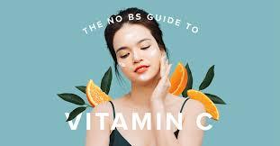 best vitamin c face serum whitening reducing melanin repair skin from sunburn and other problems