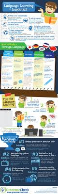 best learn languages ideas foreign languages why language learning is important infographic e learning infographics