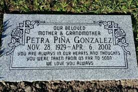 Headstone Quotes For Mom Gorgeous Epitaphs Headstone Quotes Sayings For Cemetery Monuments