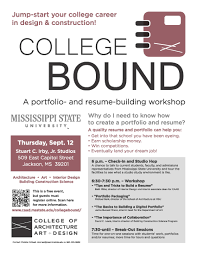 Event Open To Hinds Cc Interested In Transferring To Msu For Design