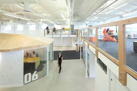 interior design office space. Innovative Interior Design Creates An Attractive Office Space. With Tech Organizations Such As Google, Microsoft, And Hootsuite Designing Offices To Entice Space