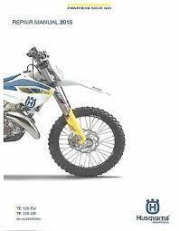 husqvarna work service manual 2016