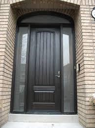 stunning ideas fiberglass front entry doors 8 foot exterior
