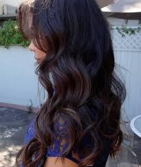 Dark Brunette Hair Color I Think