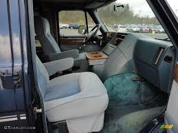 1995 Chevrolet Chevy Van G20 Passenger Conversion interior Photo ...