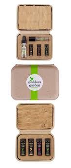Molded Pulp Design Guidelines Goddess Gardens New Organic Essential Oils Packaged With