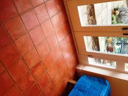 Terracotta Floor After ...