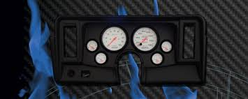 black panels fast lane west dash panels gauge wiring harness 69 76 chevy nova blk dash w elect phantom gauges