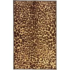 leopard rug inspiring leopard kitchen rug animal prints leopard gold non skid kitchen bathroom mat brown