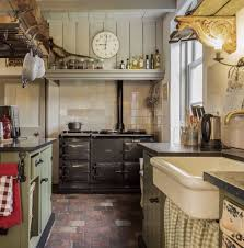 Kitchen Brick Floor Lovebrick Floor The Stove The Sink Only Thing No Likey Is