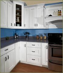Kitchen Cabinets Door Handles Lovely Collection In White Kitchen