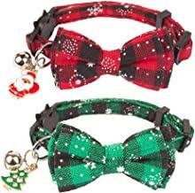 christmas cat collar - Amazon.com
