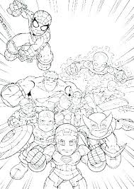 Lego Marvel Colouring Pages To Print Avengers Coloring Pages Free