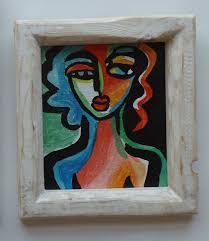 Dolly Dekorative Kunstwerk Moderne Kunst Dekorative Leinwand