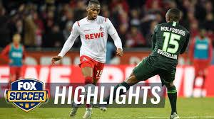 1. FC Koln vs VfL Wolfsburg