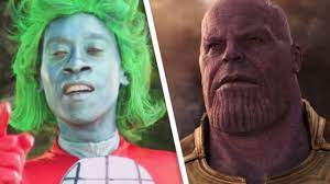 His Captain Planet Would Beat Thanos ...
