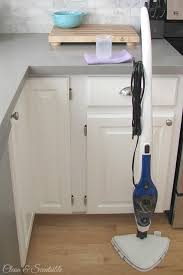 steam cleaning the kitchen try this easy green cleaning method to save you time and