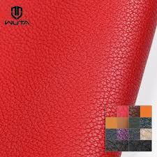 negonda calfskin n togo grain genuine leather fabric diy handmade leather craft material for party bags import from french