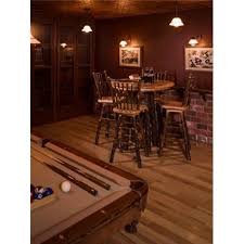 rustic hickory pub table set 36 or 42 tall pub table with 36