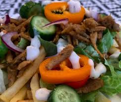 Weekend Food Vega Patat Shoarma Wwwpuksternl