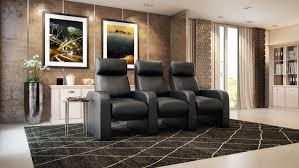 modern home theater furniture. Freeport Park Modern Manual Rocker Recline Home Theater Sofa Row Of Furniture