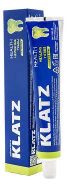 <b>Зубная паста без фтора</b> Целебные травы Health 75мл духи ...