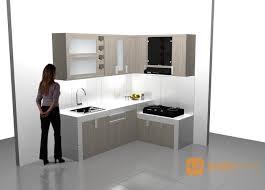 l shape furniture. L Shape Kitchen Set Kebutuhan Rumah Tangga Furniture 13582709
