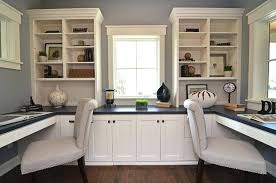 Alluring home ideas office Modern Home Office For Two Cottage New Construction Traditional Home Office Home Office Chairs Without Wheels Home Office Csrlalumniorg Home Office For Two Comfortable Home Office Ideas Alluring Home