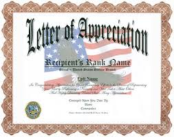 Military Certificate Templates Military Appreciation Certificate Templates Sample Certificate Of 36