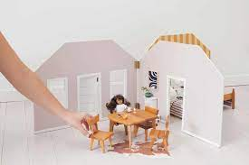 free dollhouse plans that you can diy