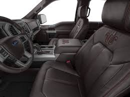 2017 Ford F-150 Pictures King Ranch 4WD SuperCrew 5.5\u0027 Box