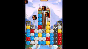 Angry Birds Blast Level 273 • Let's beat Angry Birds Blast 273 • Solved App