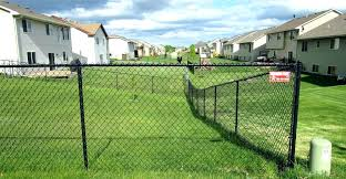 black vinyl privacy fence. Lowes Black Chain Link Fence Vinyl Fencing Privacy Pool Company Coated