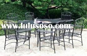 black wrought iron patio furniture. black wrought iron patio furniture sale garden i