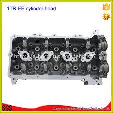 Auto aluminum alloy cylinder head 1TR FE 1TR OEM 11101 75141 head ...