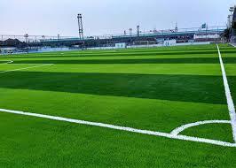 low friction soccer artificial turf artificial grass mat ce rohs certificated