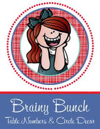 62 Best The Brainy Bunch Classroom Decor Images Math