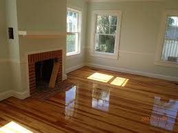 average cost to refinish hardwood floors installed