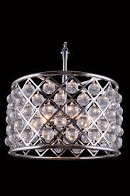picture of elegant 1204d20pn rc pendants 20in 6 light