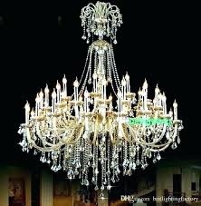 used crystal chandeliers large chandeliers antique crystal chandeliers